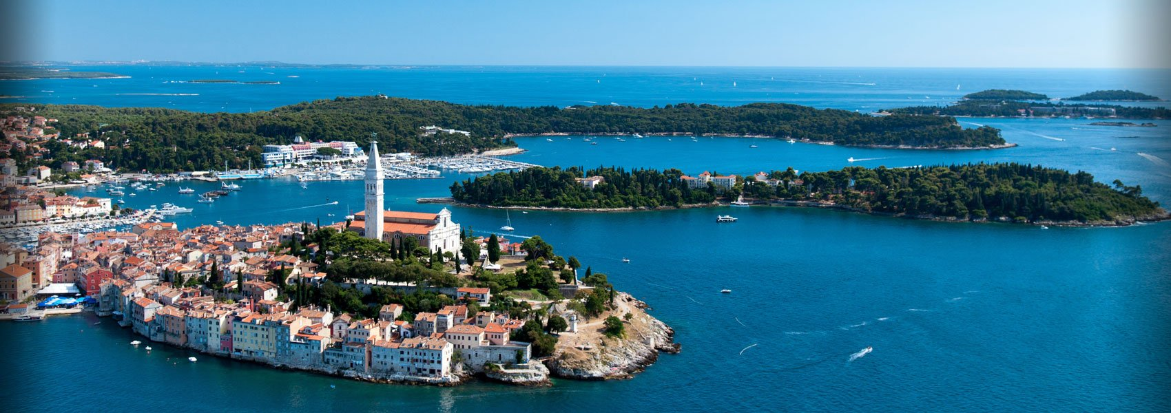 Rovinj - one of the most picturesque towns in the Mediterranean...